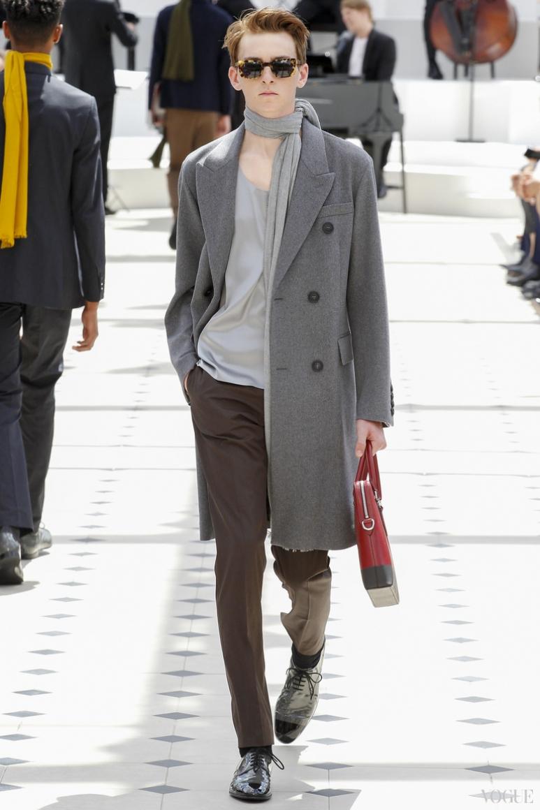 Burberry Prorsum Menswear весна-лето 2016 #28