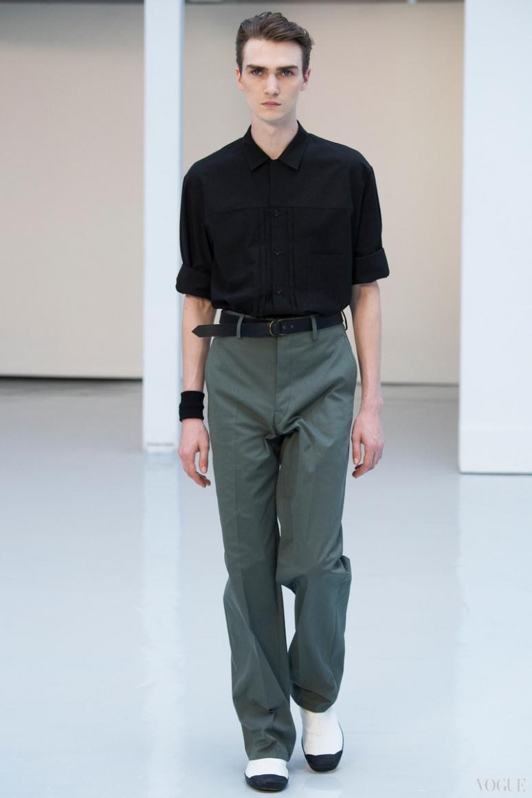 Lemaire Menswear весна-лето 2016 #22