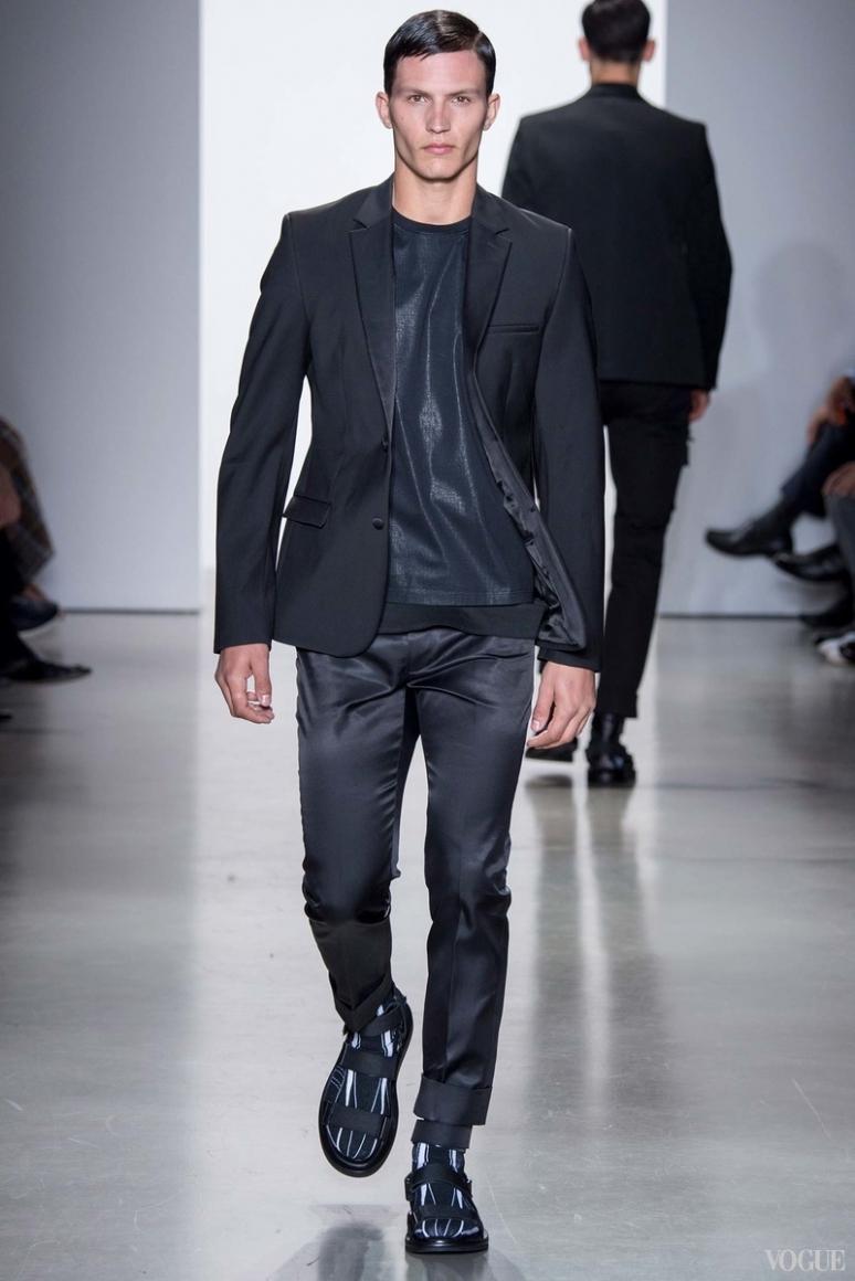 Calvin Klein Menswear весна-лето 2016 #5