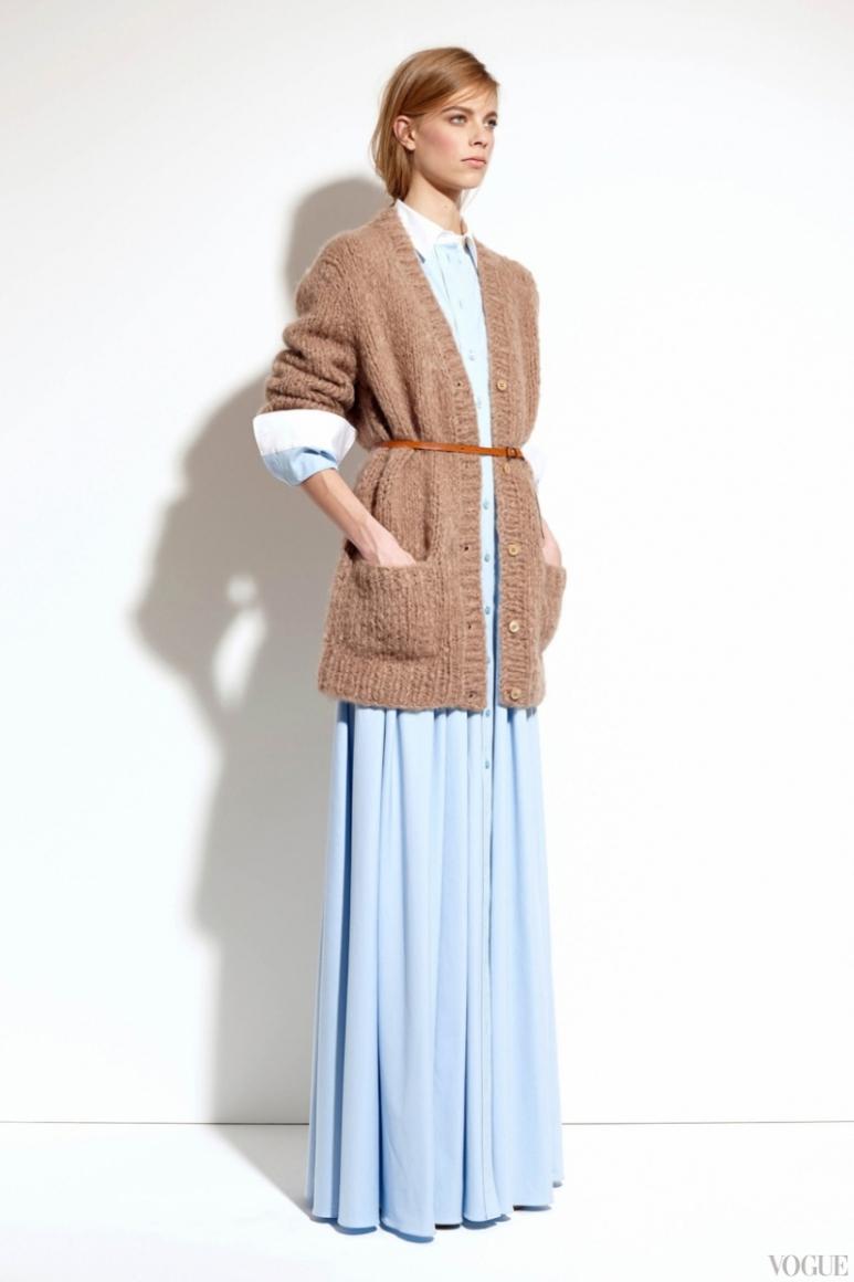 Michael Kors Couture весна-лето 2013 #27