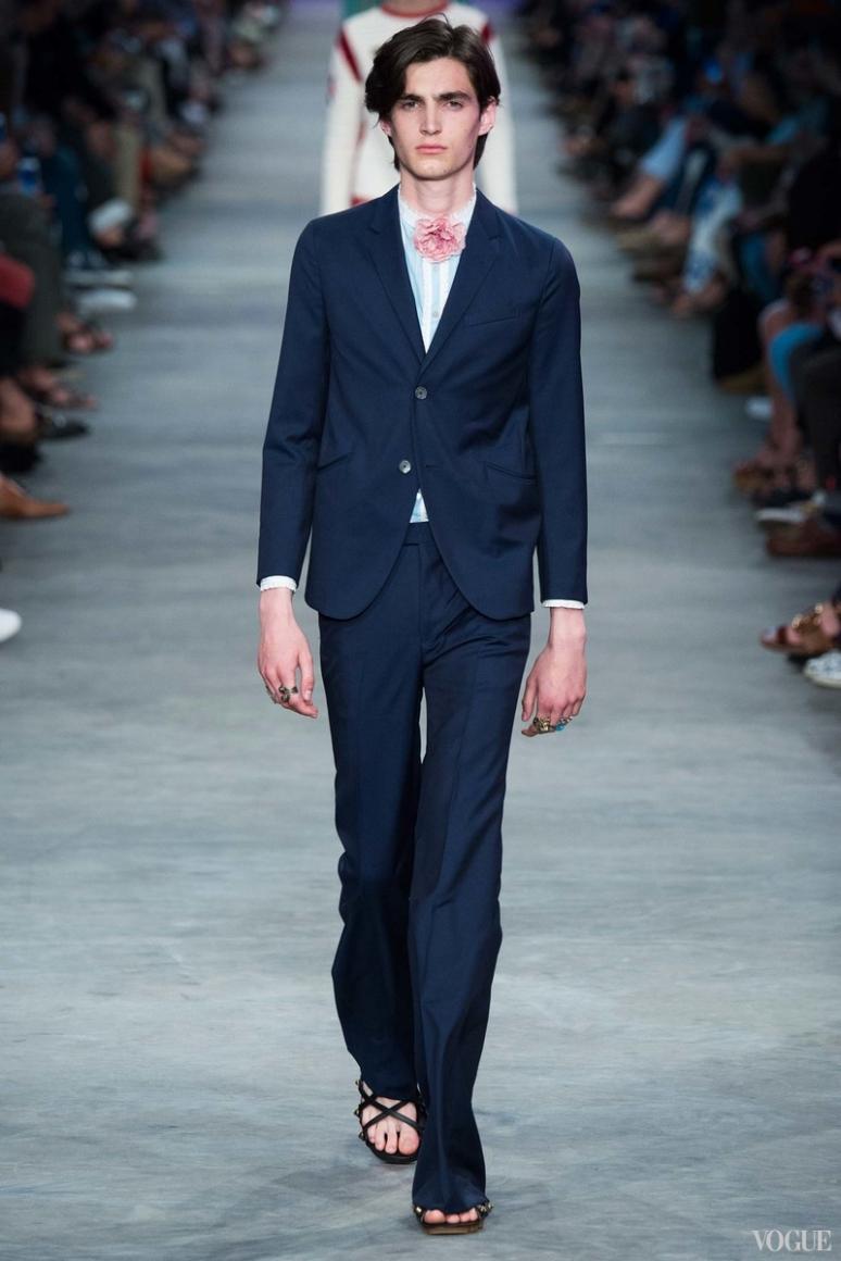 Gucci Menswear весна-лето 2016 #50
