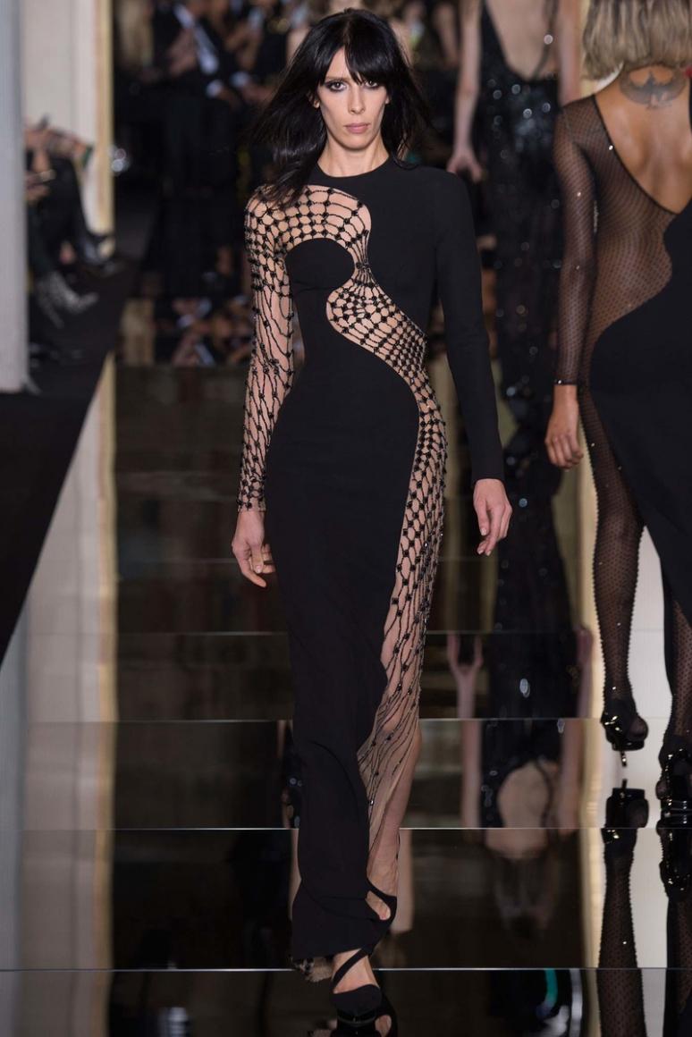 Atelier Versace Couture весна-лето 2015 #21