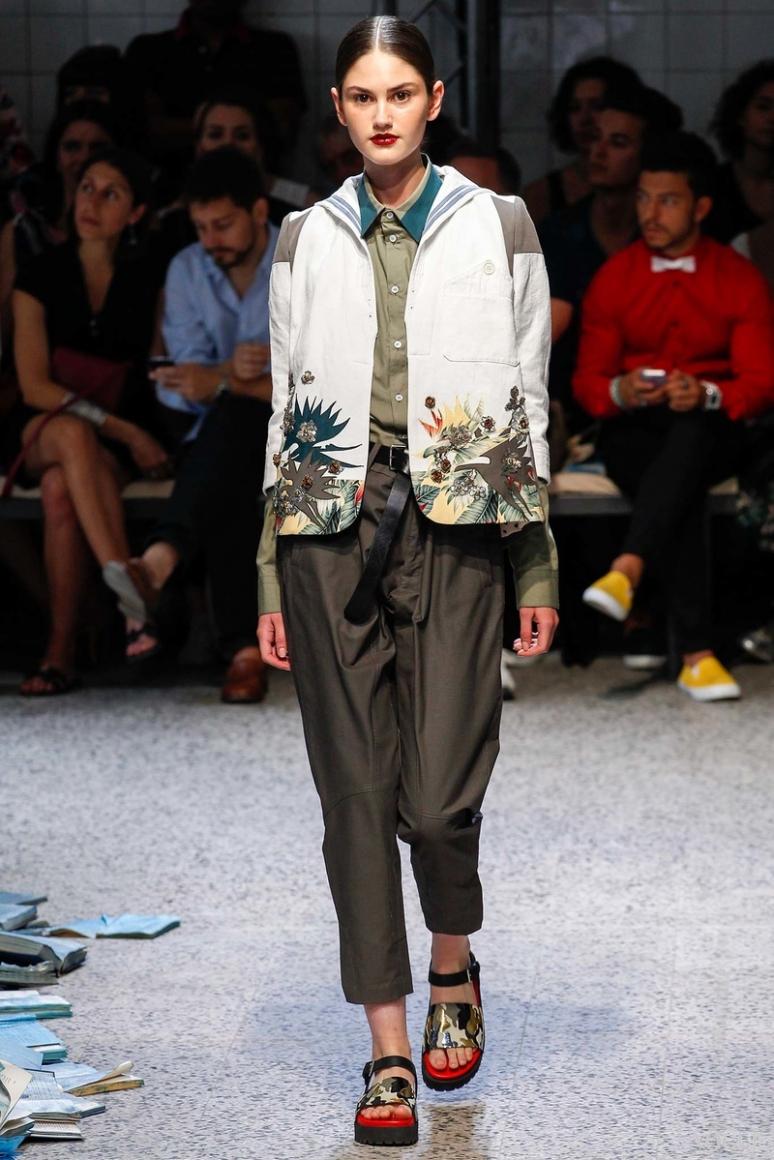 Antonio Marras Menswear весна-лето 2016 #15