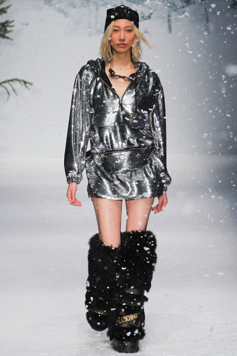 Moschino Menswear осень-зима 2015/2016 #6