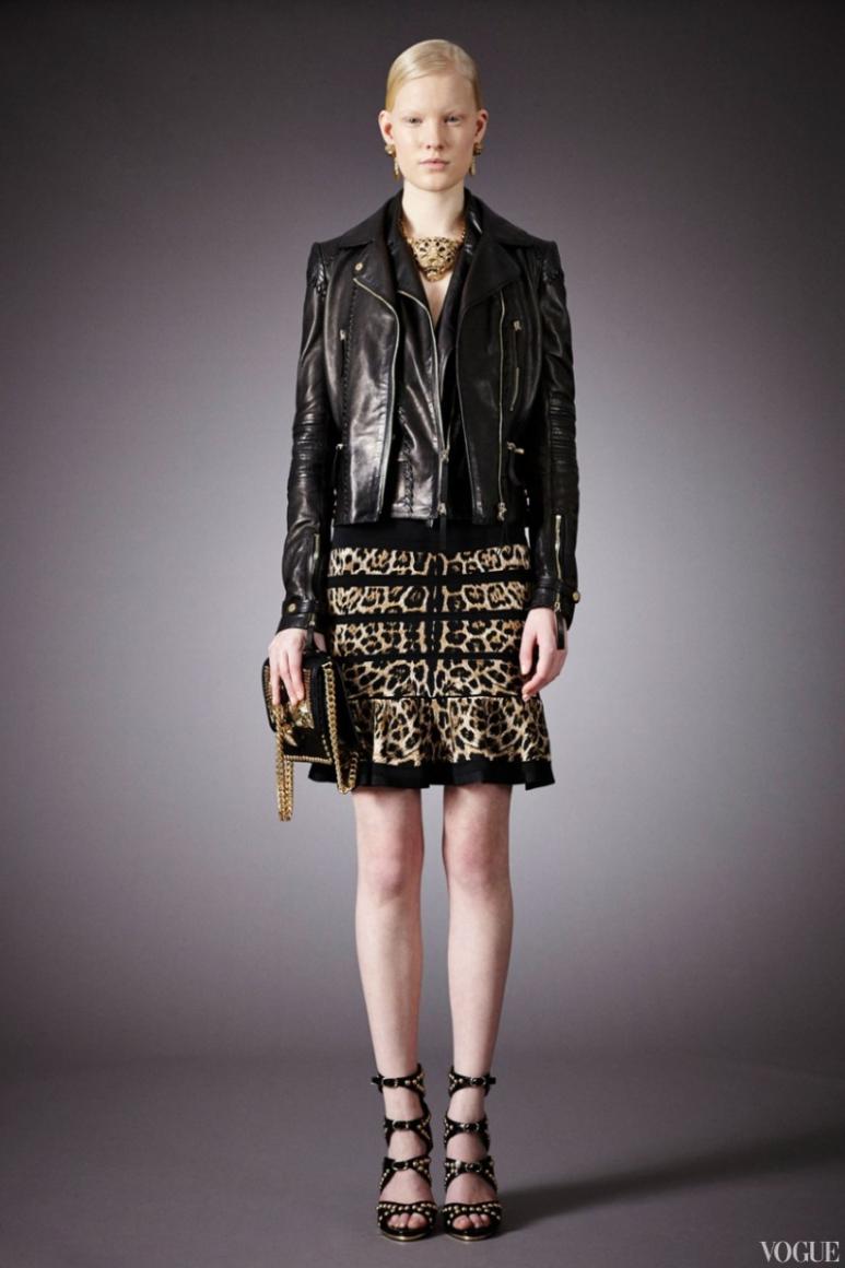 Roberto Cavalli Couture весна-лето 2013 #16