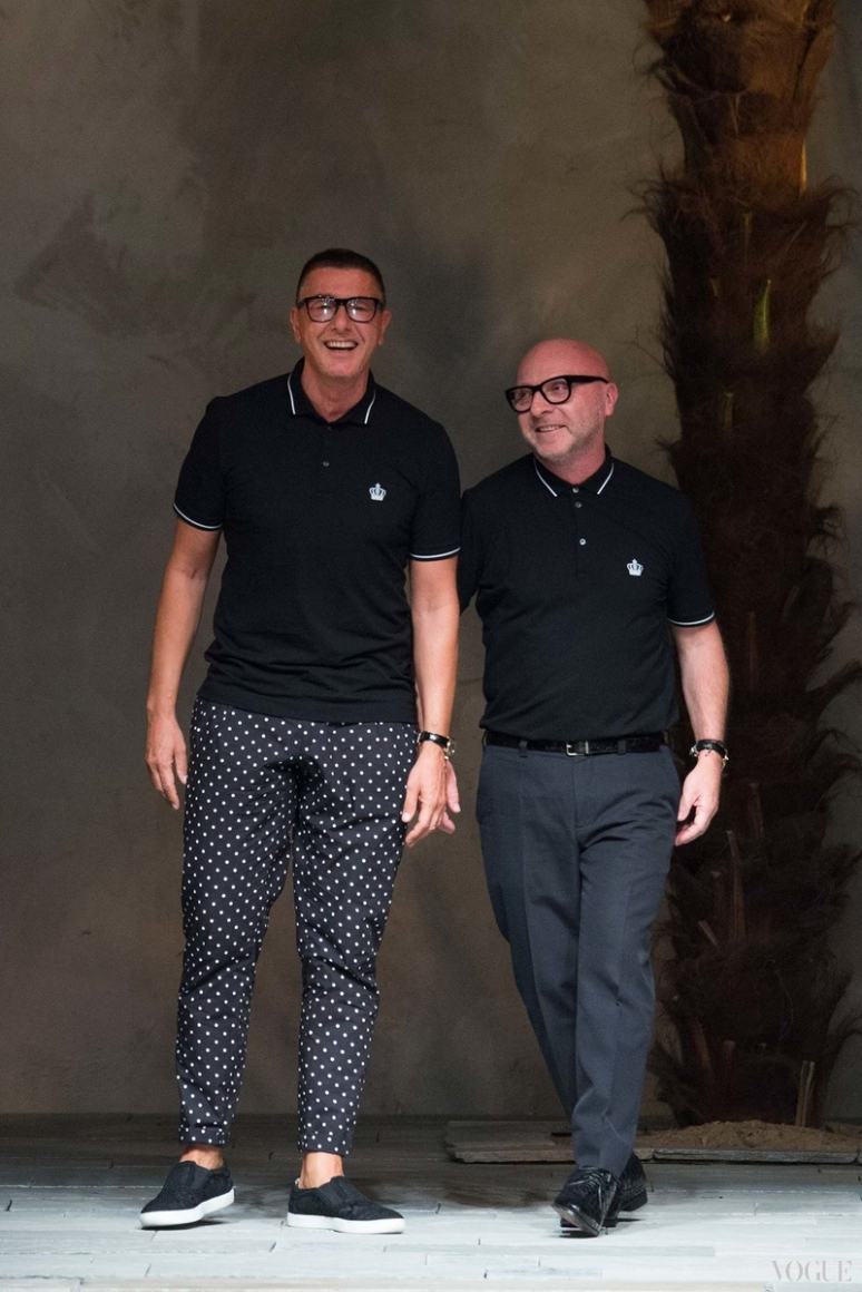 Dolce & Gabbana Menswear весна-лето 2016 #1