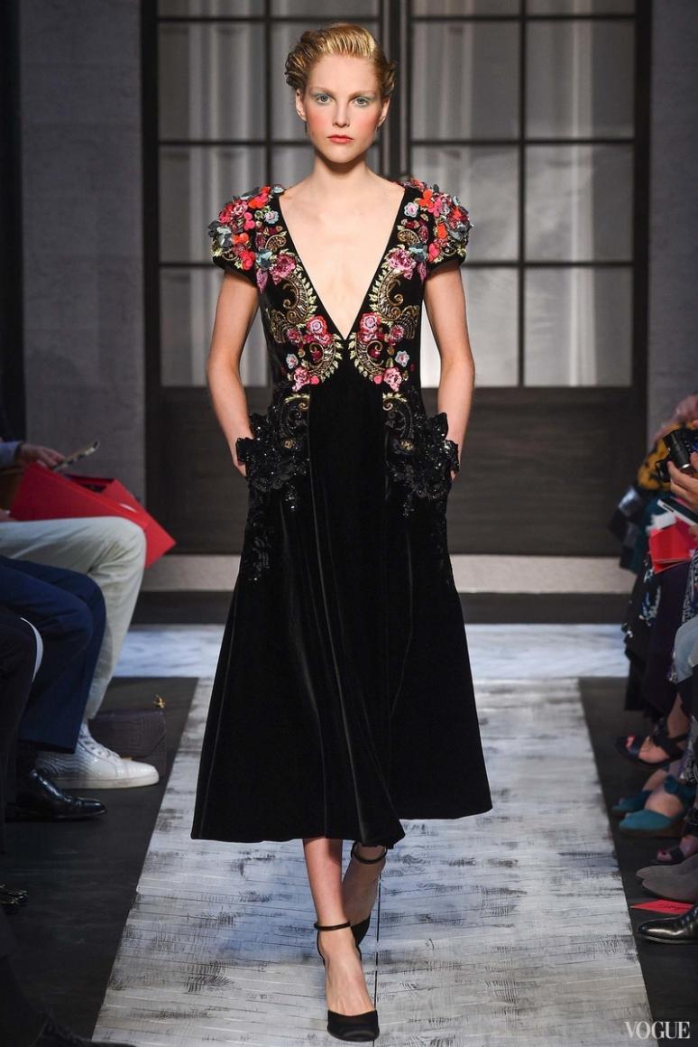 Schiaparelli Couture осень-зима 2015/2016 #31