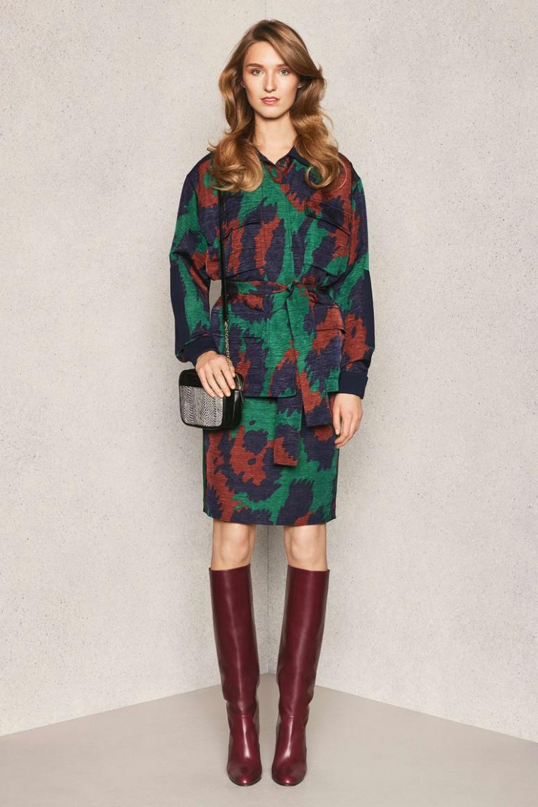 Diane Von Furstenberg Pre-Fall 2015 #15