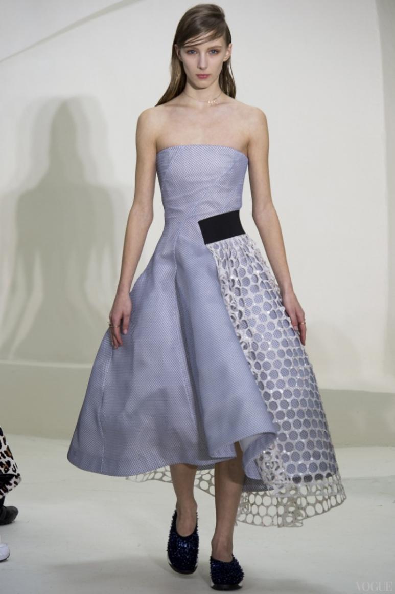 Christian Dior Couture весна-лето 2014 #34