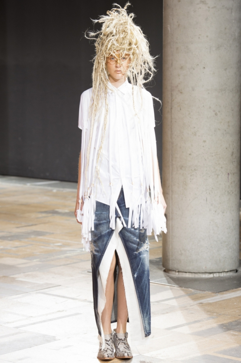 Junya Watanabe весна-лето 2014 #9