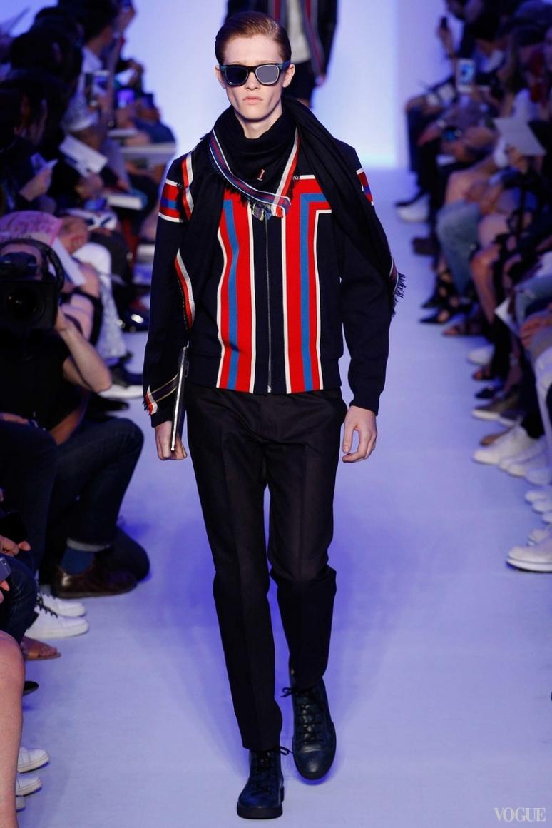 Louis Vuitton Menswear весна-лето 2016 #26