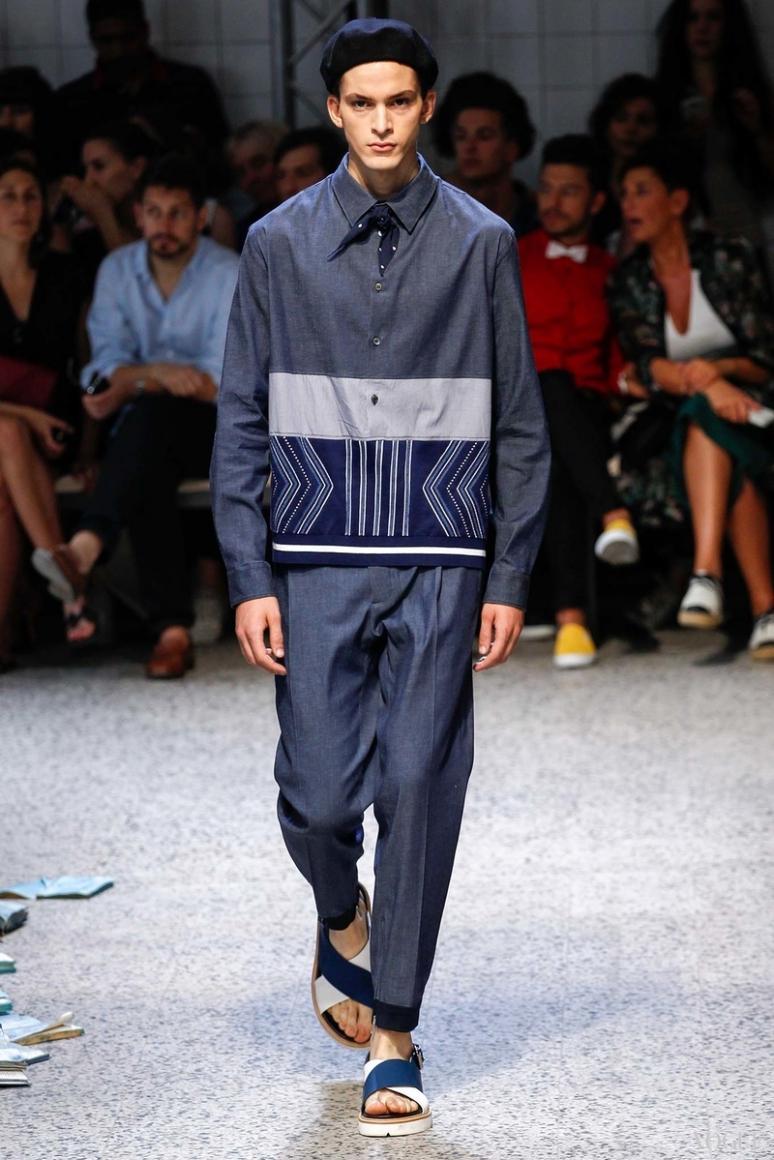 Antonio Marras Menswear весна-лето 2016 #33