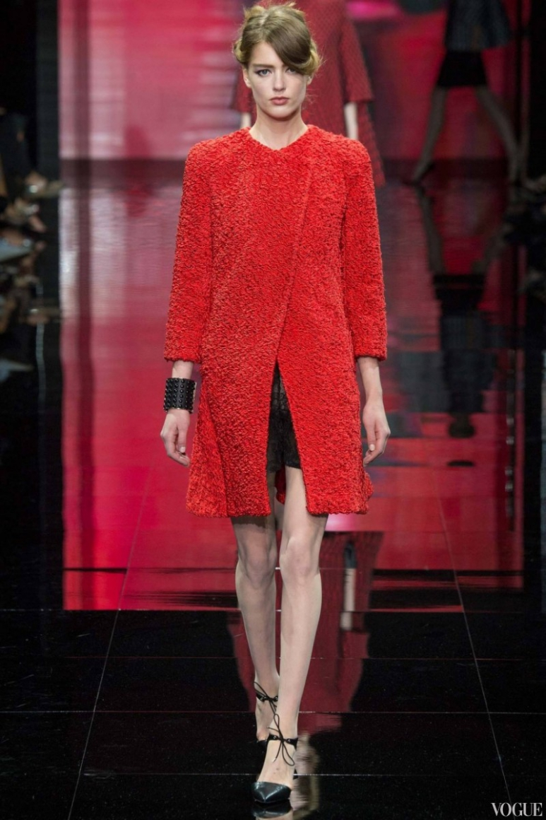 Armani Priv? Couture осень-зима 2014/2015 #46
