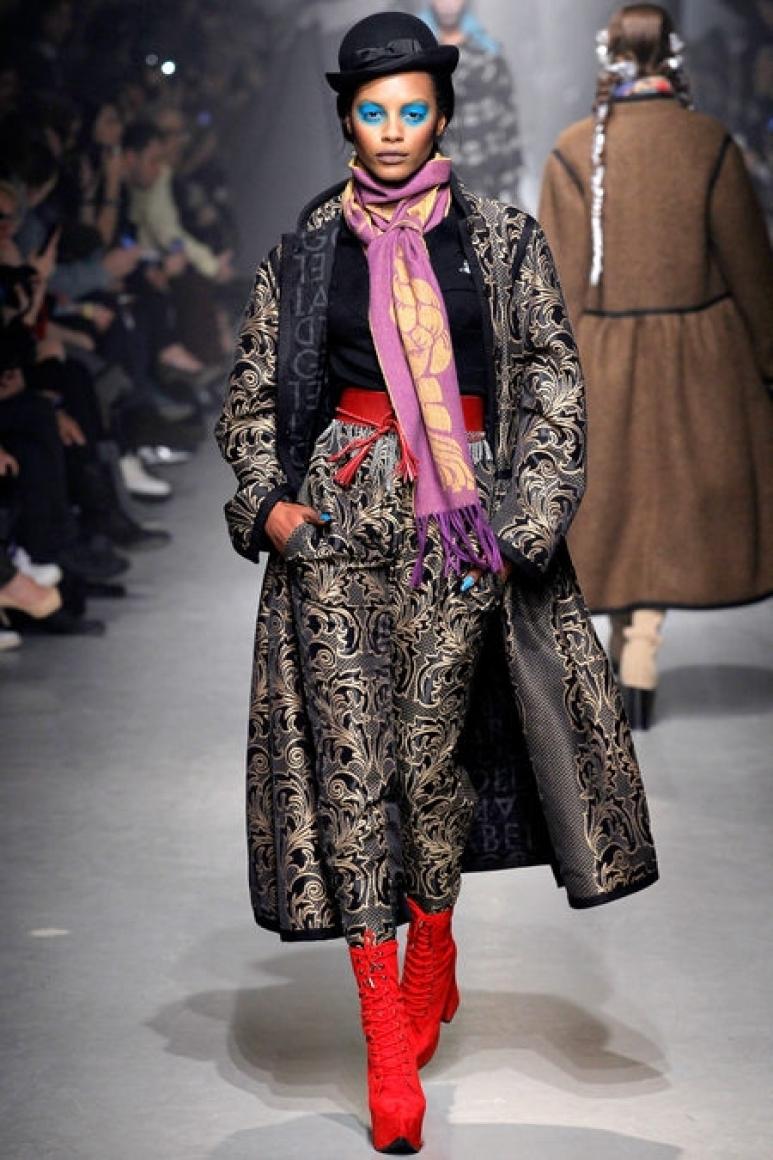 Vivienne Westwood осень-зима 2013/2014 #25