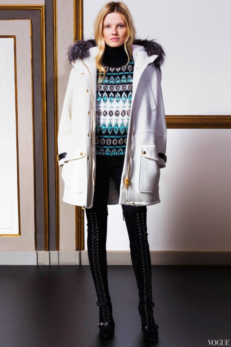 Emilio Pucci Couture весна-лето 2013 #26