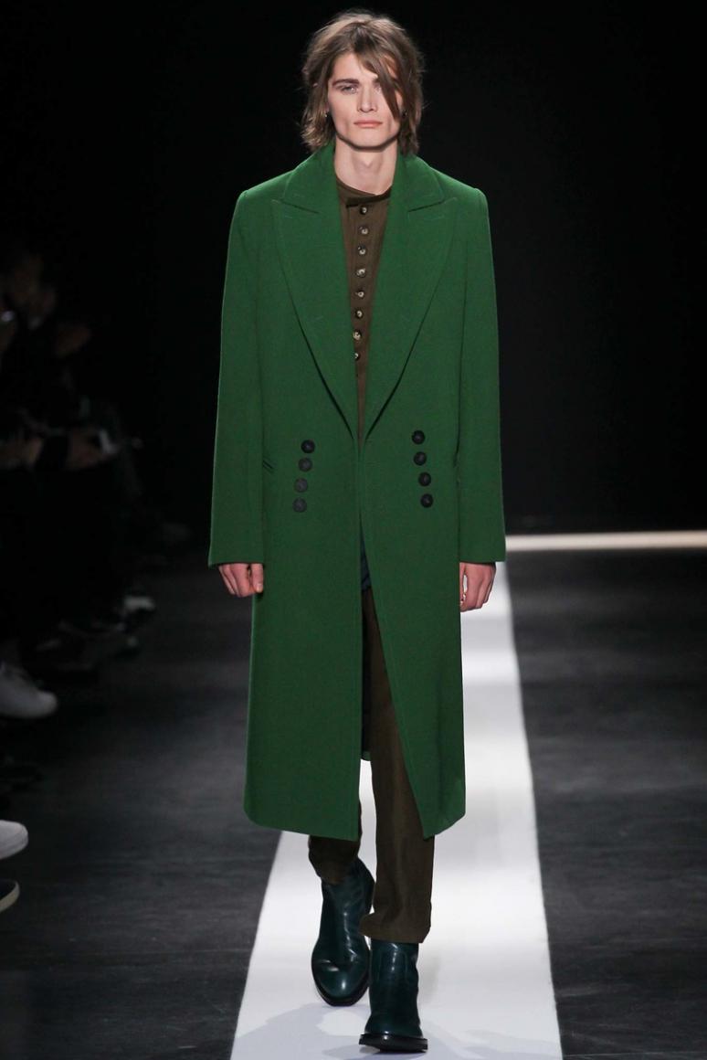 Ann Demeulemeester Menswear осень-зима 2015/2016 #20