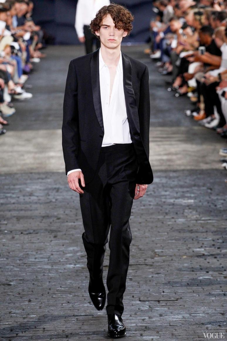 Maison Martin Margiela Menswear весна-лето 2016 #6