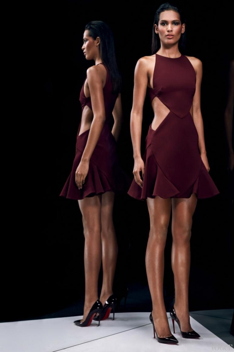 Cushnie Et Ochs Couture весна-лето 2013 #14