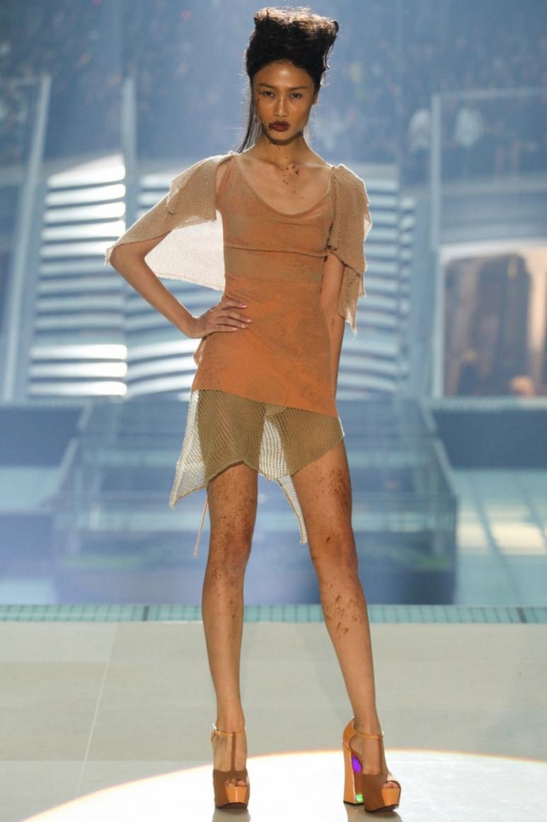 Vivienne Westwood весна-лето 2014 #21