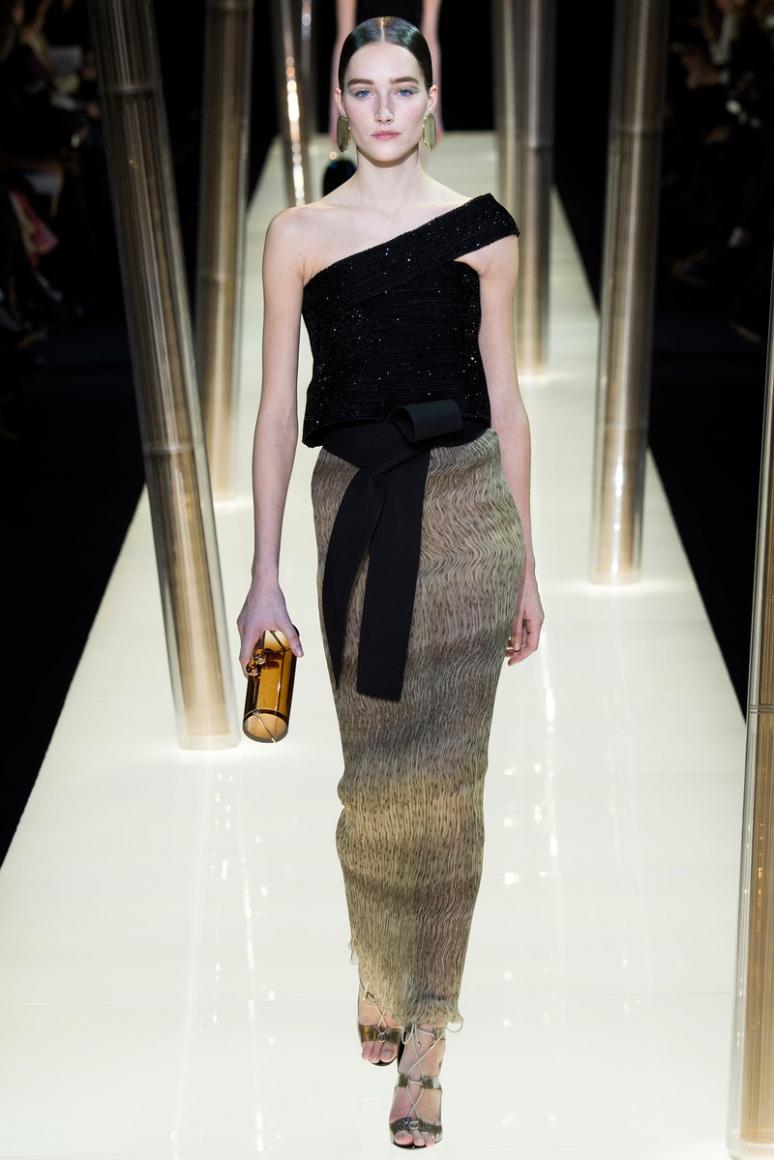 Armani Priv? Couture весна-лето 2015 #28