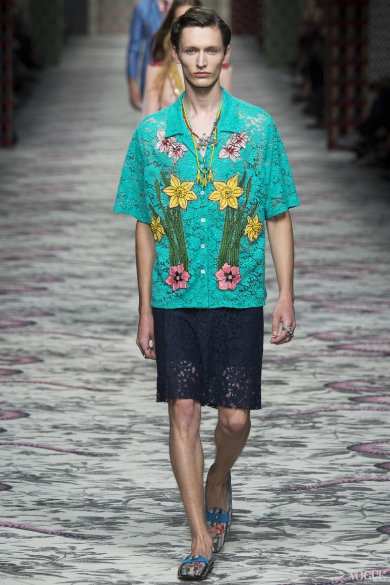 Gucci весна-лето 2016 #49
