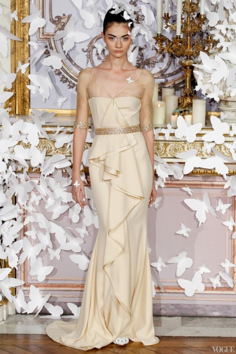 Alexis Mabille Couture весна-лето 2014 #18