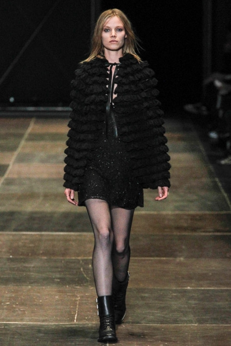 Saint Laurent осень-зима 2013/2014 #24