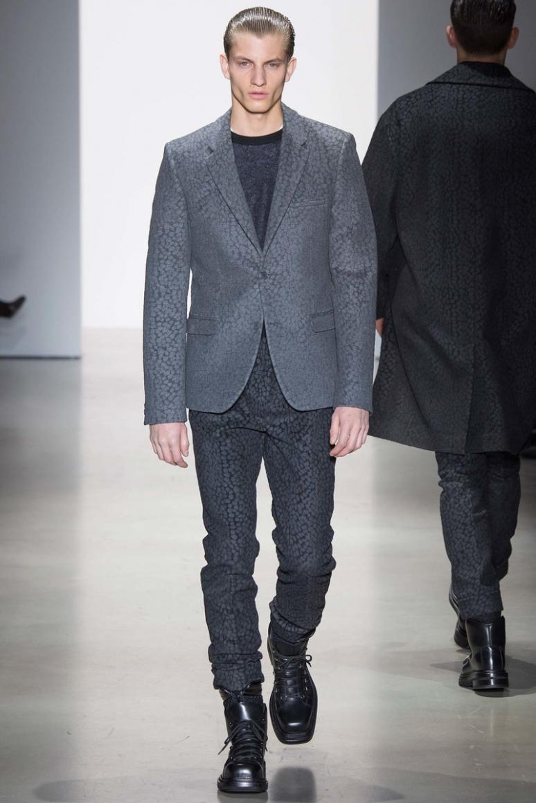 Calvin Klein Menswear осень-зима 2015/2016 #41
