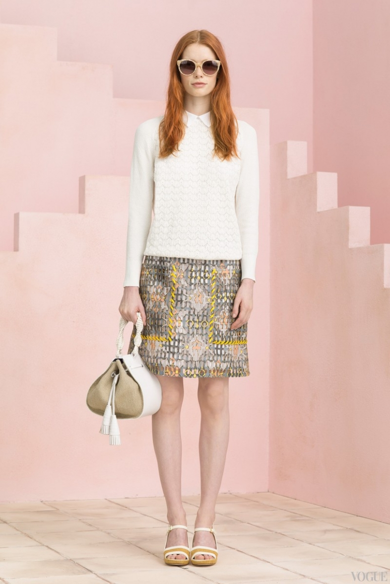 Tory Burch Resort 2015 #3