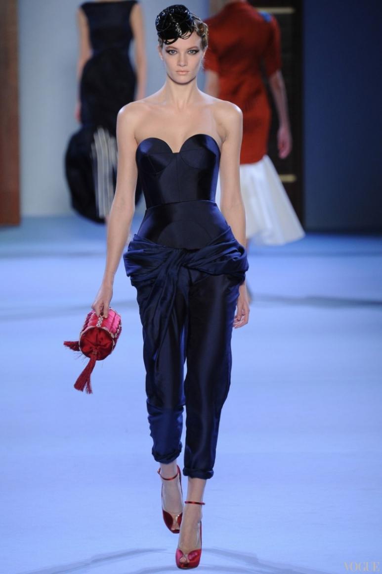 Ulyana Sergeenko Couture весна-лето 2014 #29