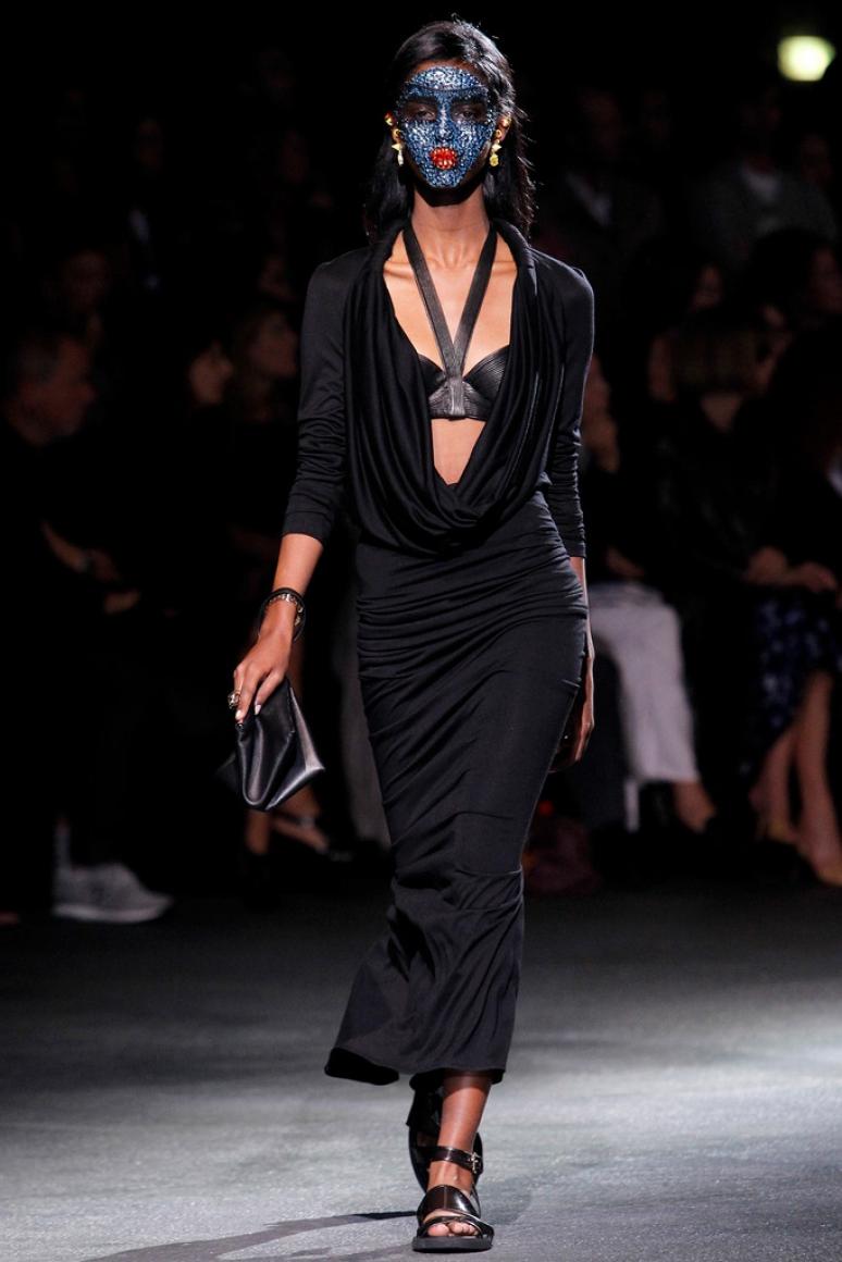 Givenchy весна-лето 2014 #43