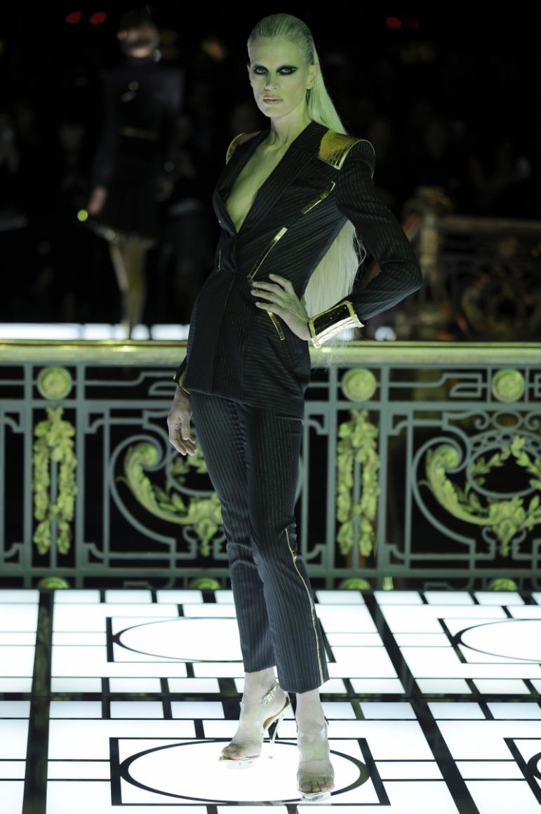 Atelier Versace Couture весна-лето 2013 #1