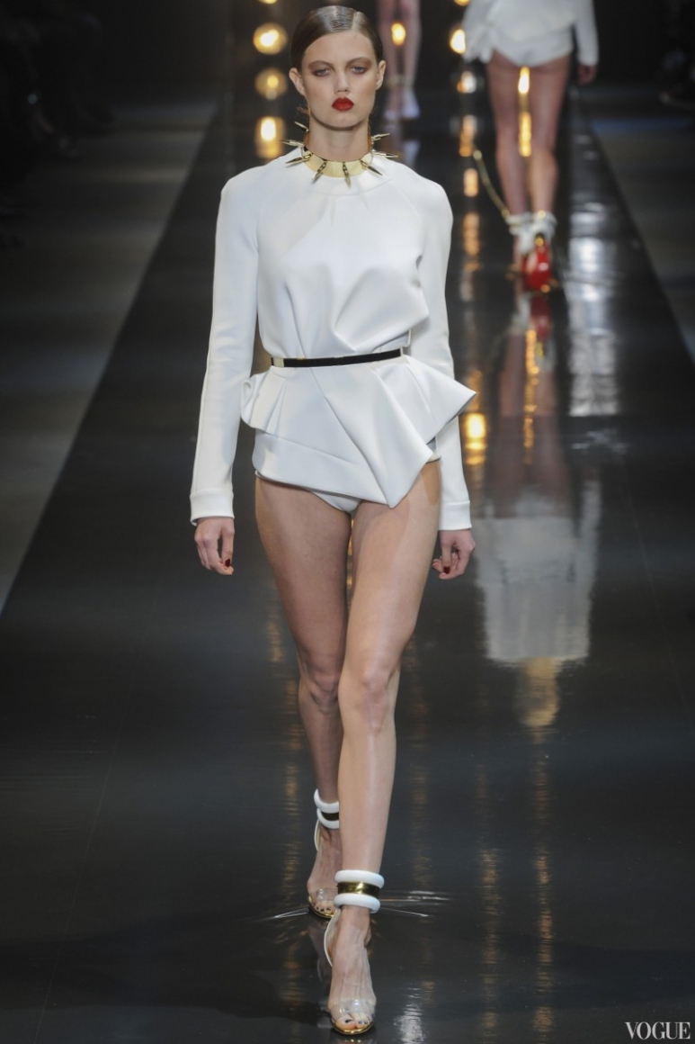 Alexandre Vauthier Couture весна-лето 2014 #31