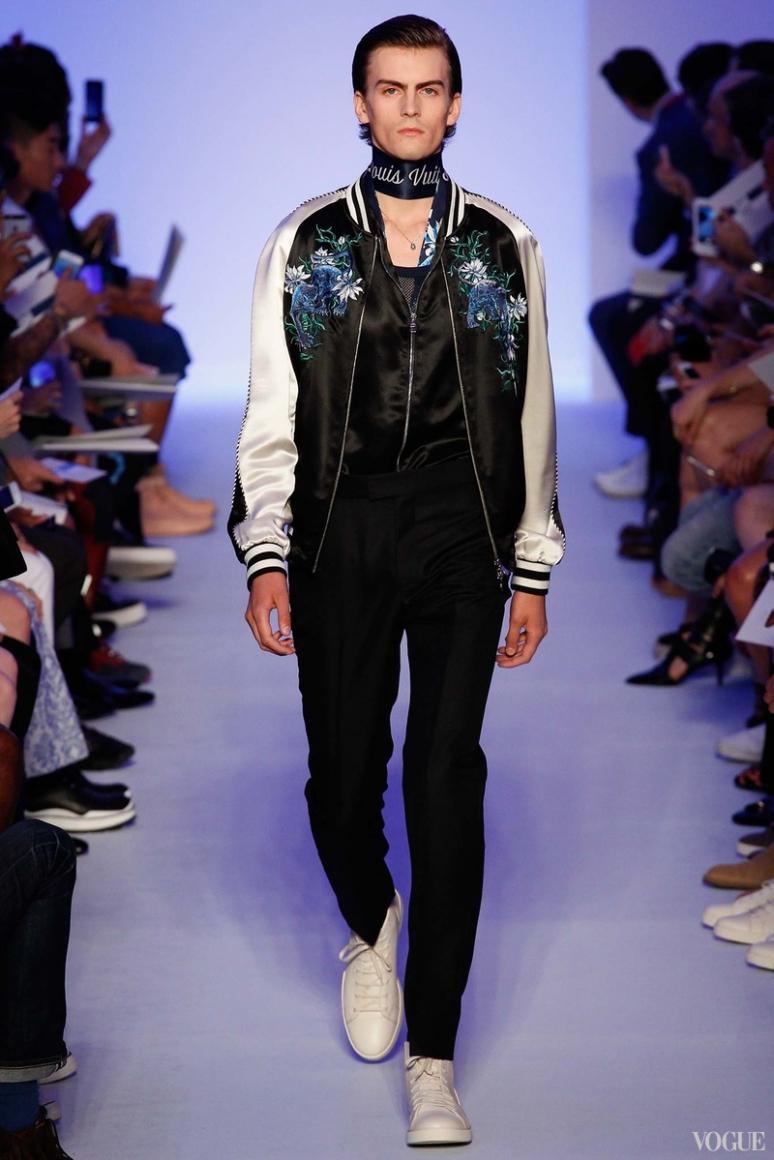 Louis Vuitton Menswear весна-лето 2016 #3