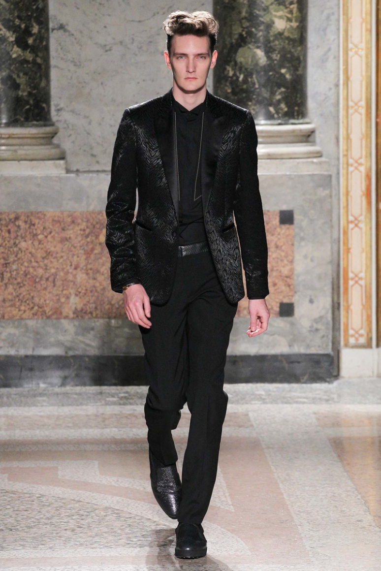 Roberto Cavalli Menswear осень-зима 2015/2016 #8