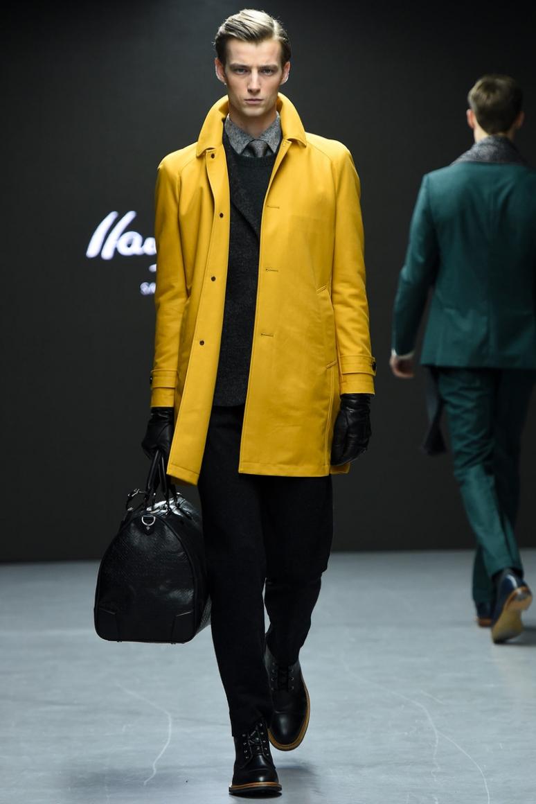 Hardy Amies Menswear осень-зима 2015/2016 #21