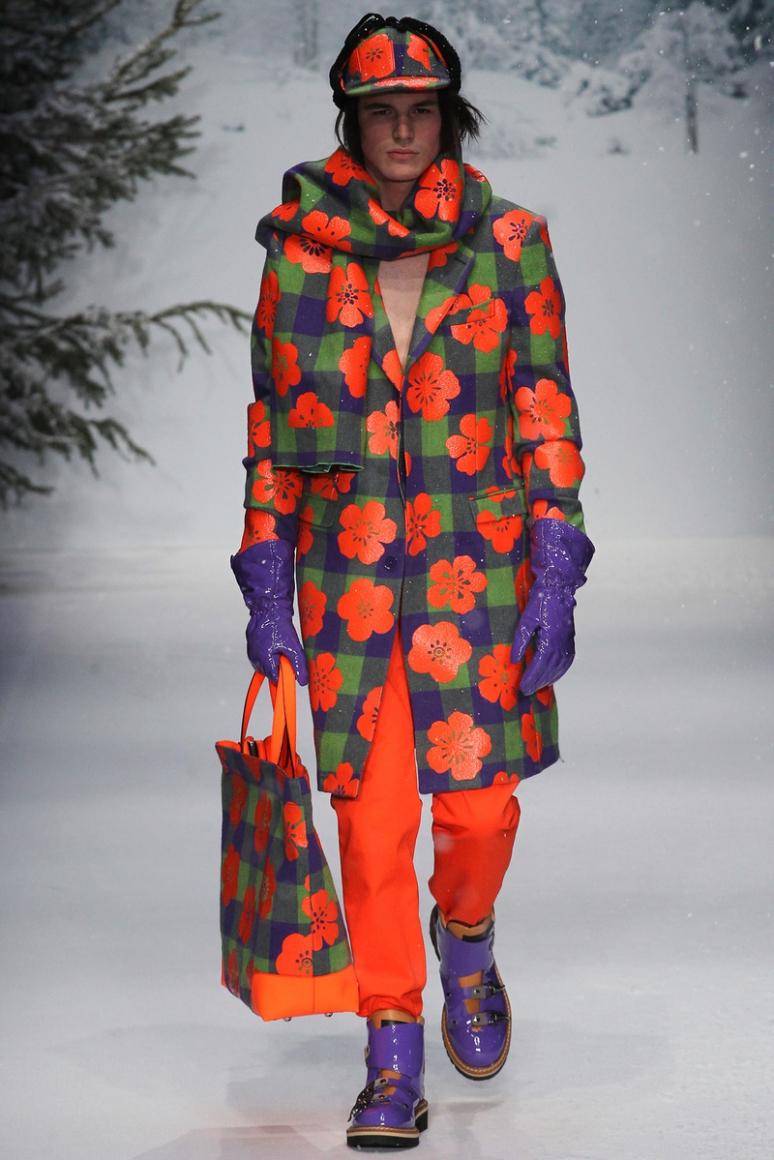 Moschino Menswear осень-зима 2015/2016 #24