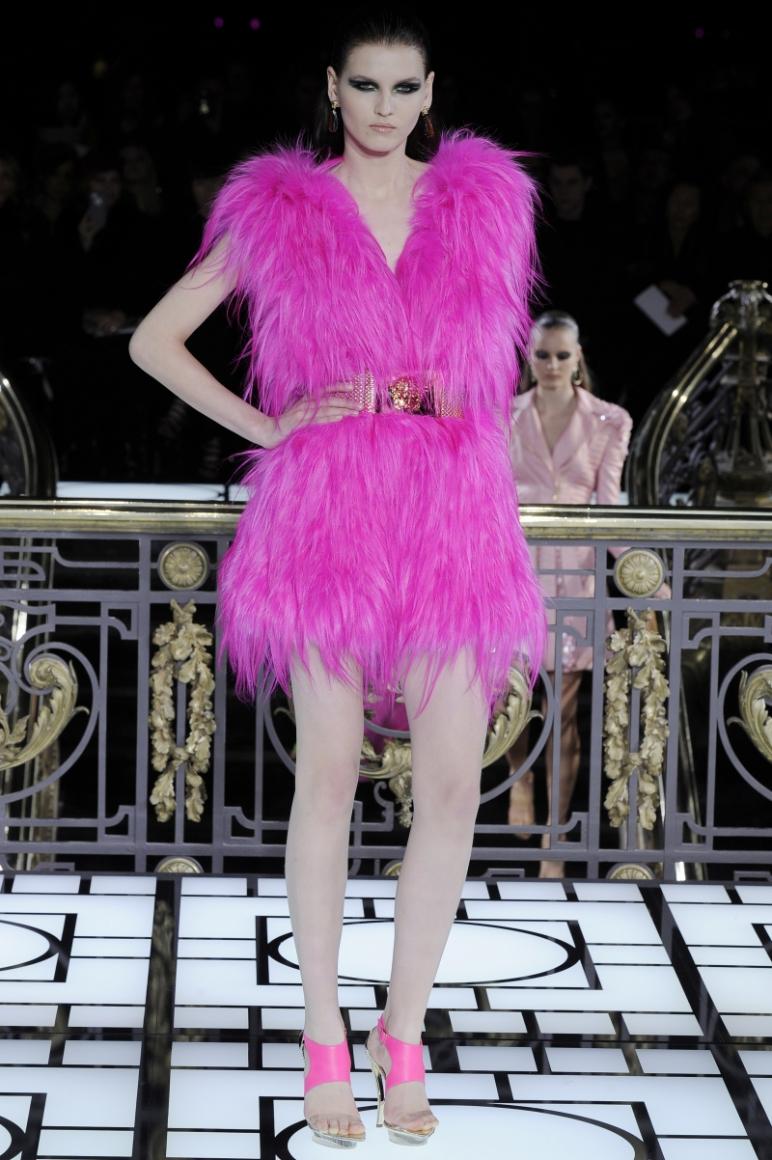 Atelier Versace Couture весна-лето 2013 #14