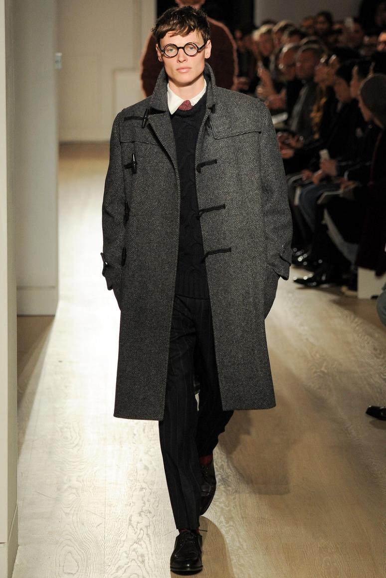 Dunhill Menswear осень-зима 2015/2016 #20
