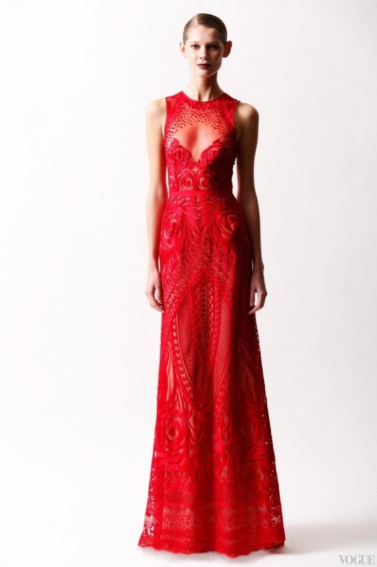 Naeem Khan Couture весна-лето 2013 #2