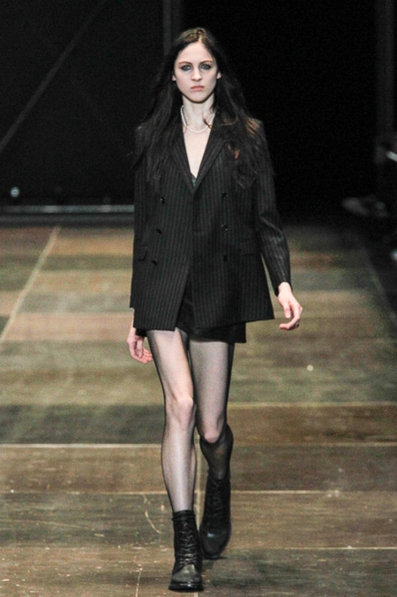 Saint Laurent осень-зима 2013/2014 #42