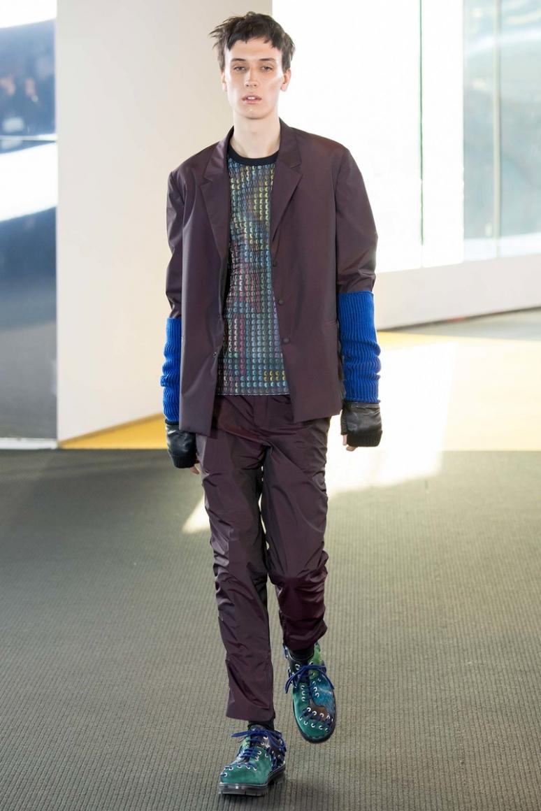 Kenzo Menswear осень-зима 2015/2016 #13