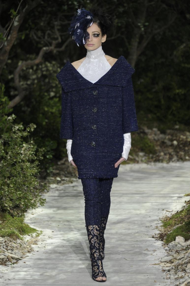 Chanel Couture весна-лето 2013 #30
