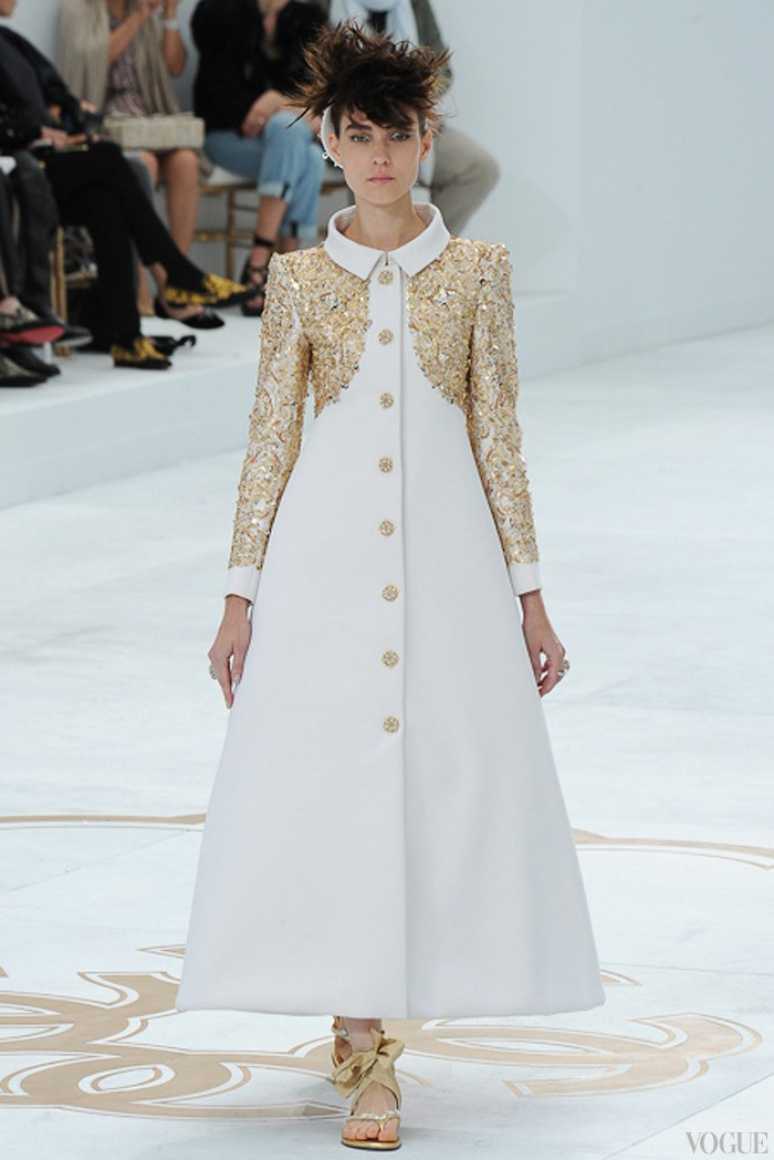 Chanel Couture осень-зима 2014/2015 #9