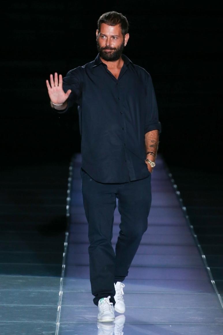 Fausto Puglisi весна-лето 2015 #1