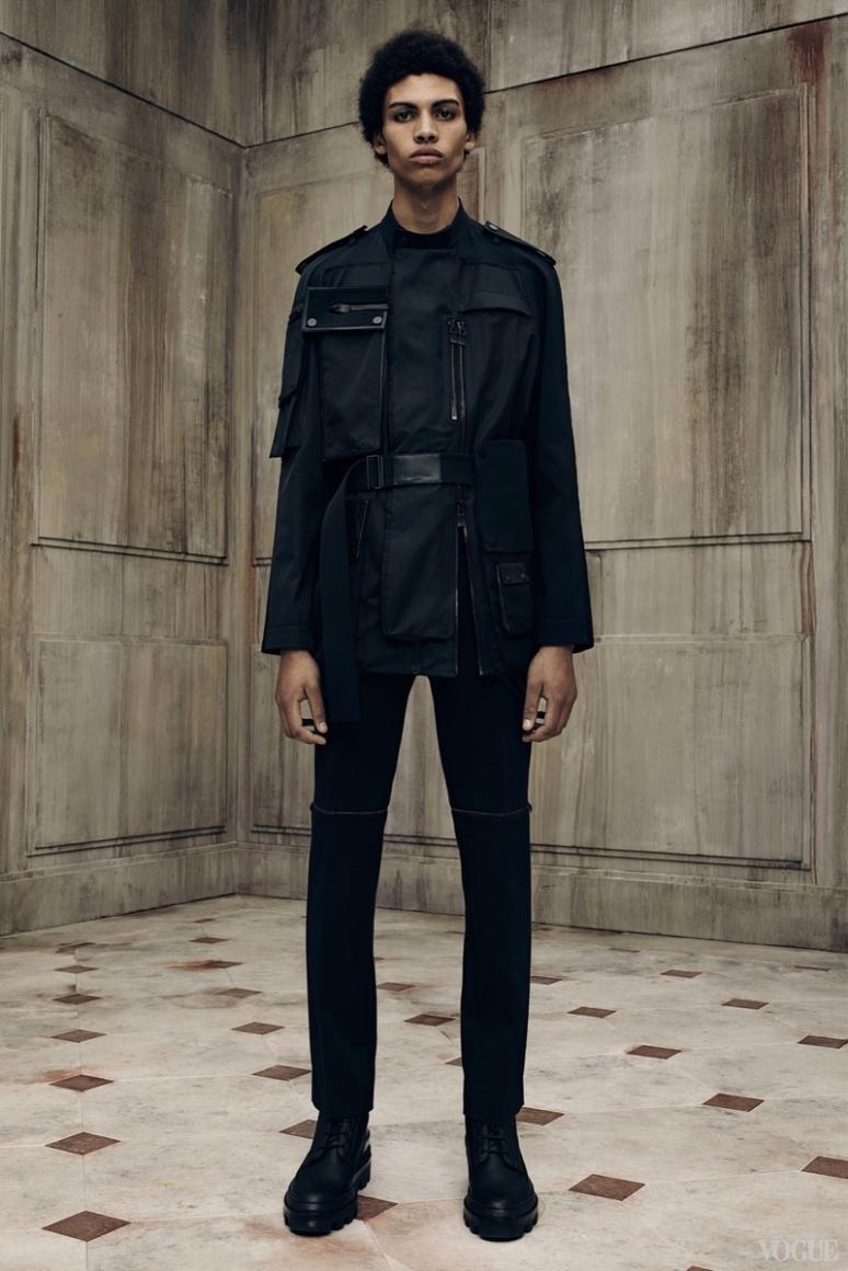 Balenciaga Menswear весна-лето 2016 #16