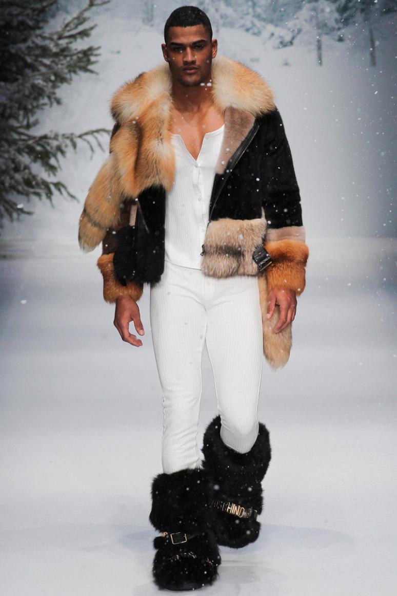 Moschino Menswear осень-зима 2015/2016 #36