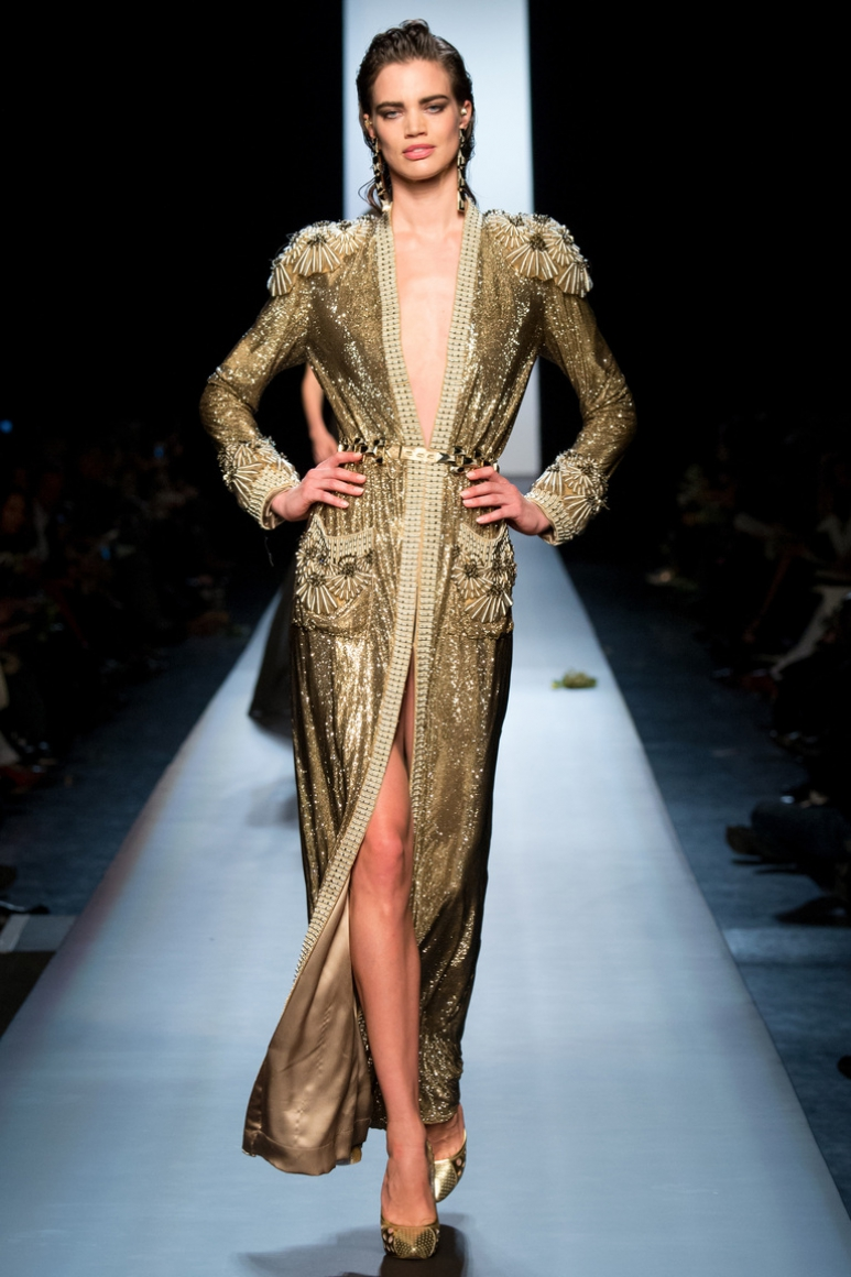 Jean Paul Gaultier Couture весна-лето 2015 #16