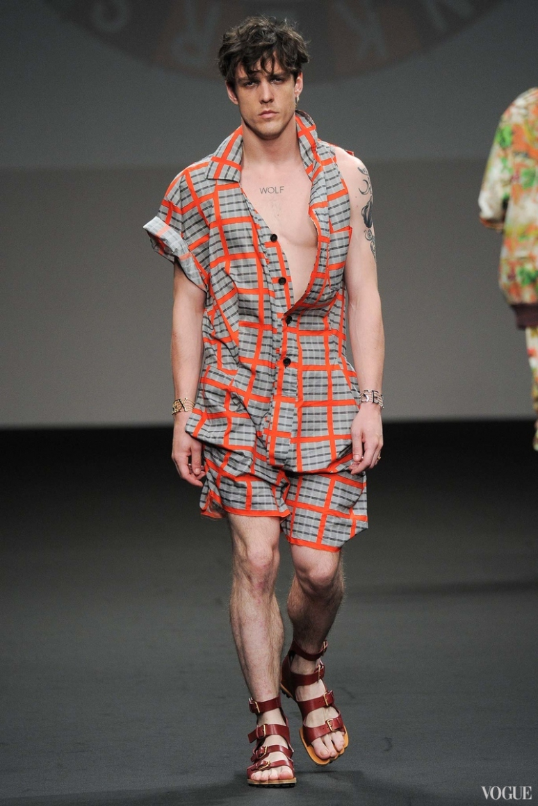 Vivienne Westwood Menswear весна-лето 2016 #29