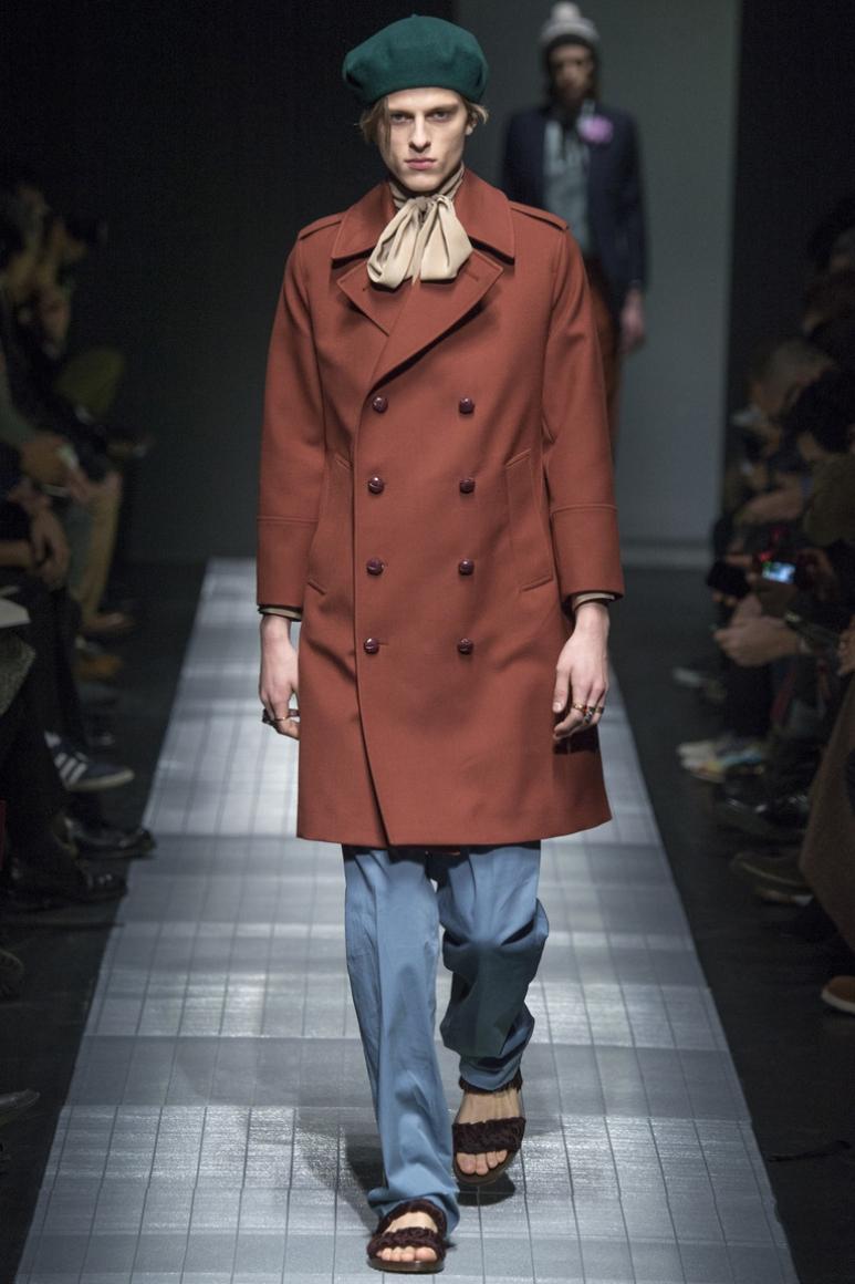 Gucci Menswear осень-зима 2015/2016 #32